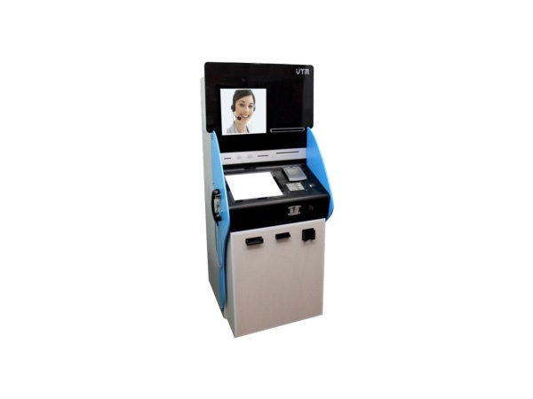 Virtual Teller Machine vtm