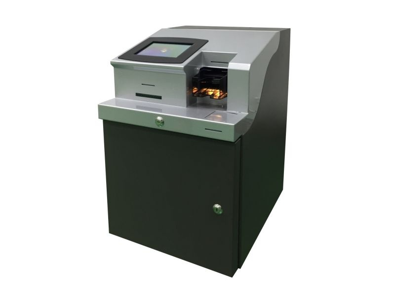 Counter Safe Drop Deposit Kiosk SafeDrop